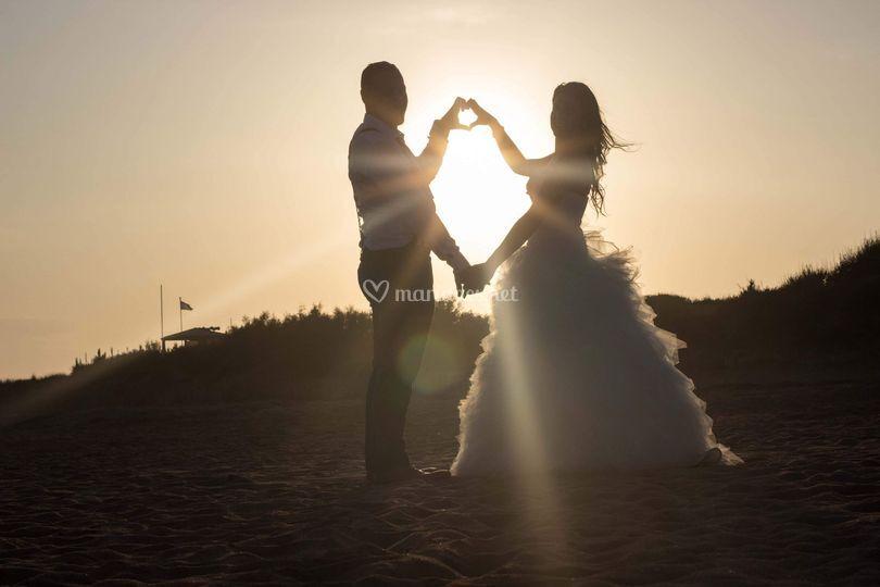 L'amour apporte la lumière
