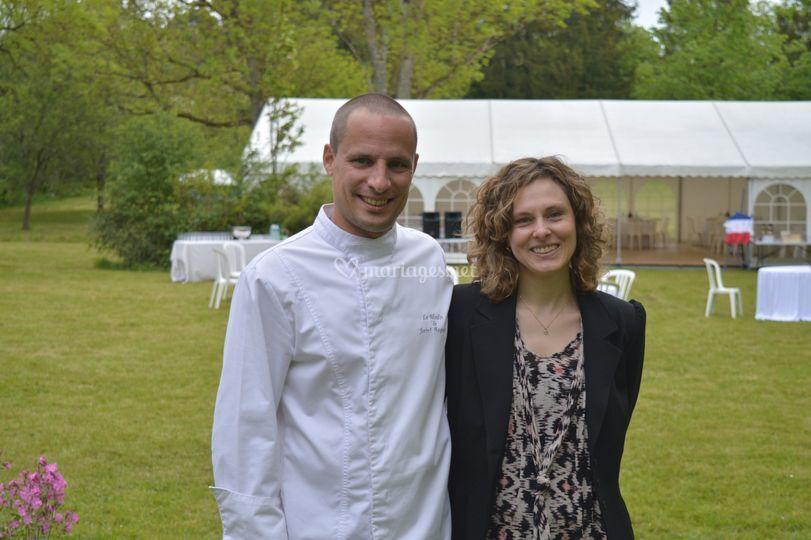 Sébastien et Aurélie