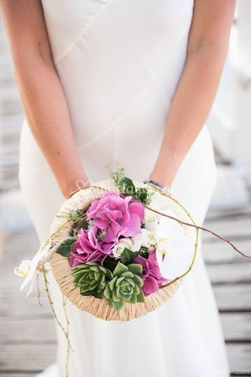 Bouduet de mariée