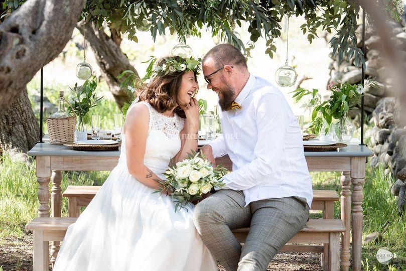 Mariage à Casenove 1