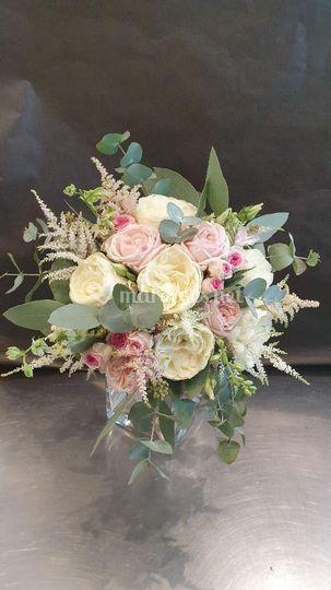 Bouquet mariée Léa