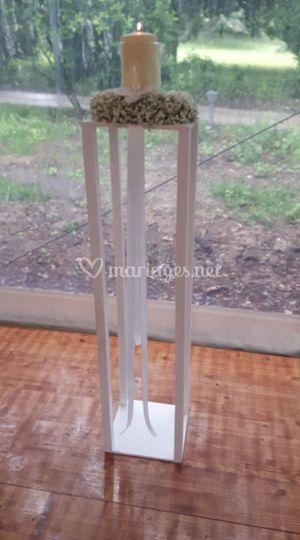 Habillage lanterne exterieur