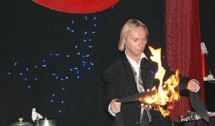 Patrick Bastien Magicien