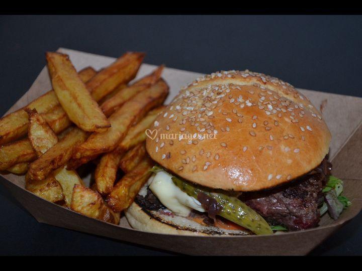 Burgers Gourmets