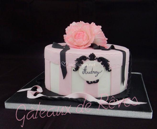 Gâteau pandora