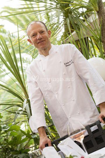 Chef Mr L'Honoré