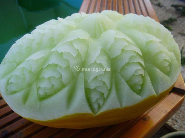 Melon vert