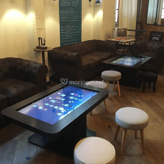 Table basse 46''