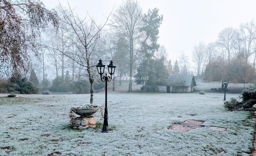 Parc hiver