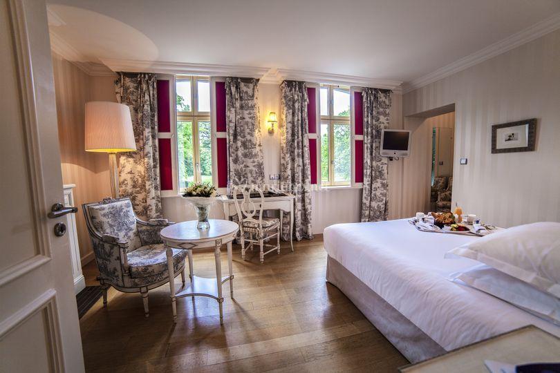 Hôtel Relais & Châteaux 4****