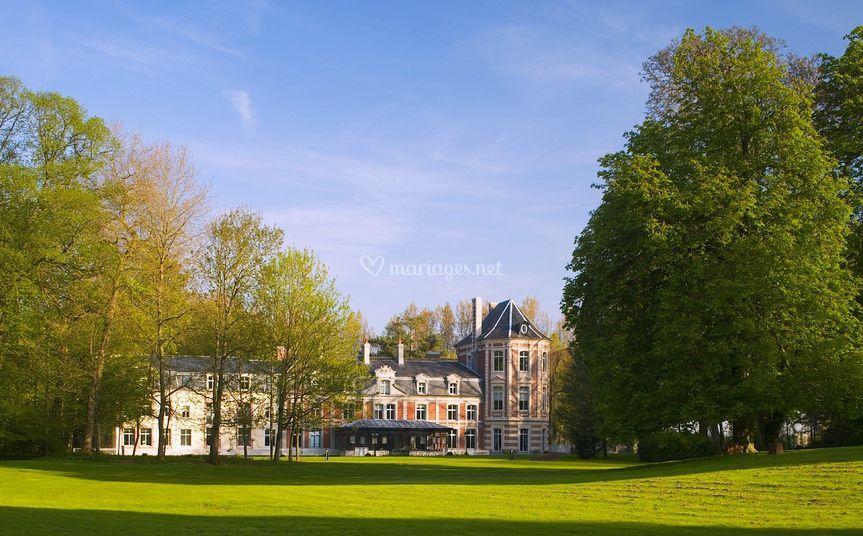 Le Parc du Château de Beaulieu