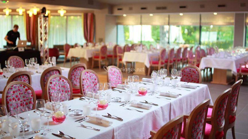 Salle de réception Rose Events