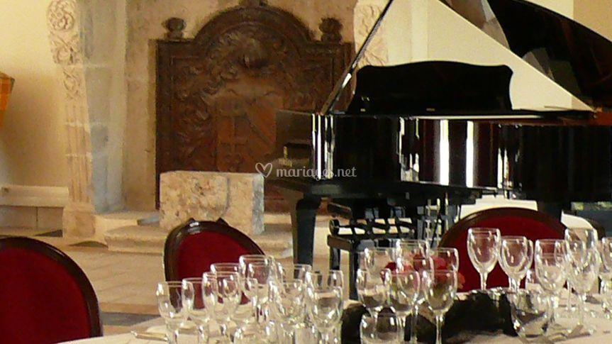 Réception Château d'Augerville