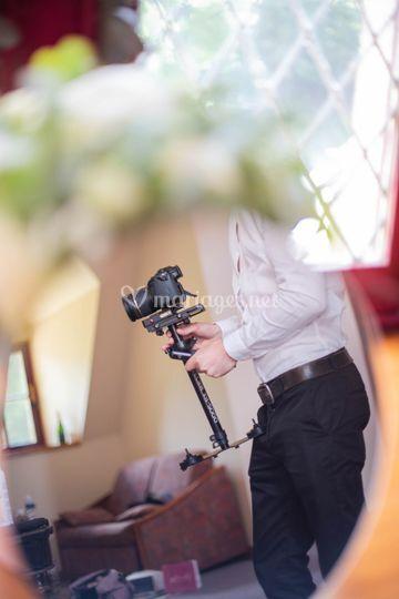 Caméra et stabilisateur