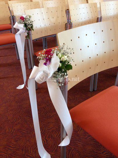 Bouquet de bancs