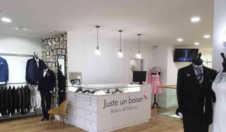 Juste un Baiser - Amiens