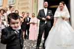 Sortie des mariés funny