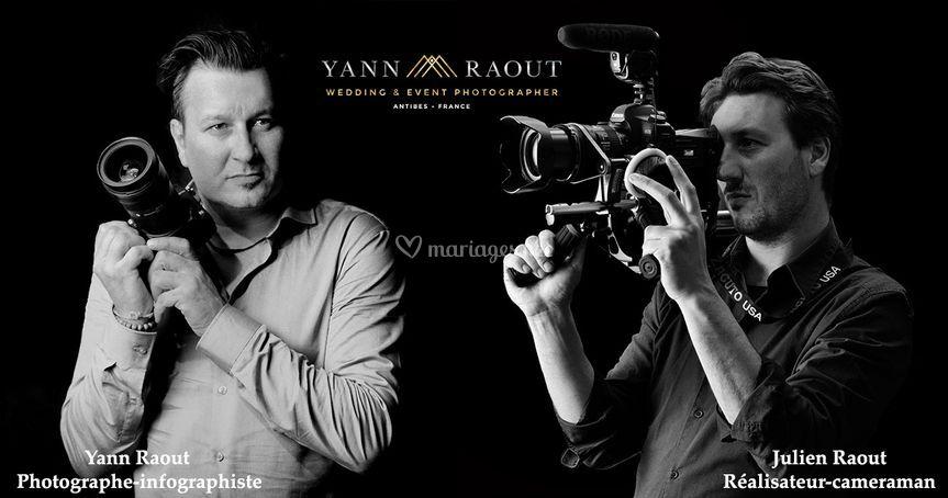 Yann Raout et Julien Raout