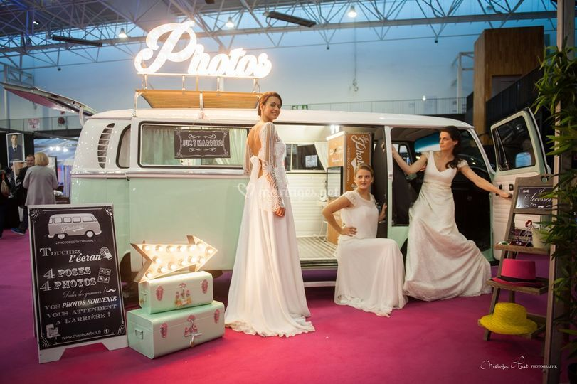 The photobus - Salon du mariage caen 2015 ...