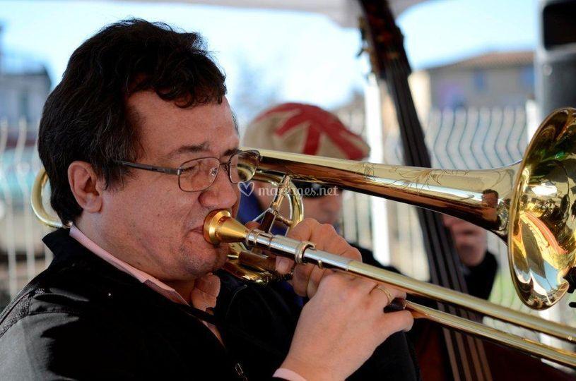 Igor Nasonov Trombone