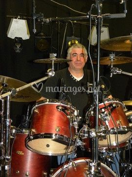 Jimmy, batteur chanteur