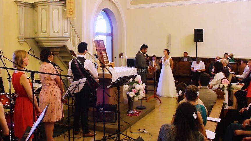 Heiligenstein - mariage
