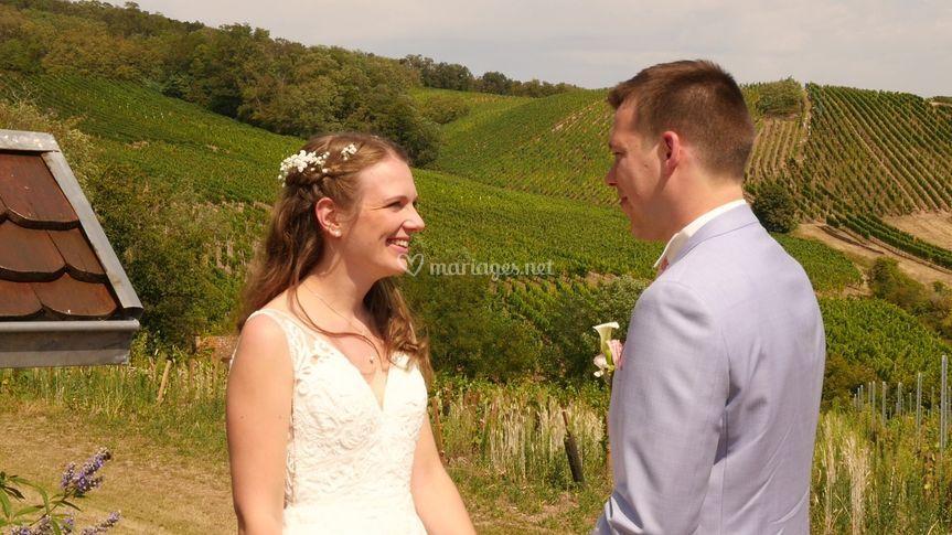 Dambach-la-ville - mariage