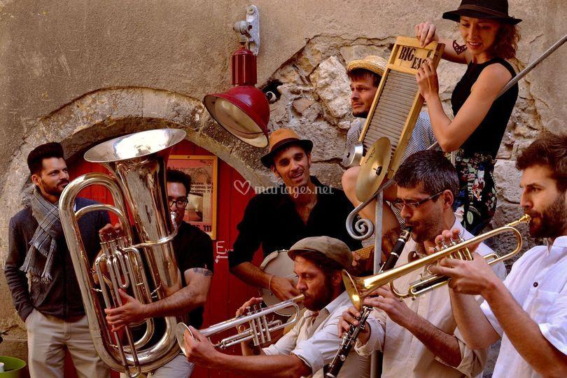 Swing Jazz & Chansons