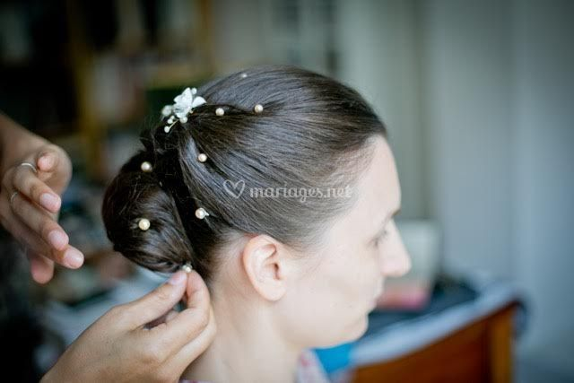 Sandrine for Wedding
