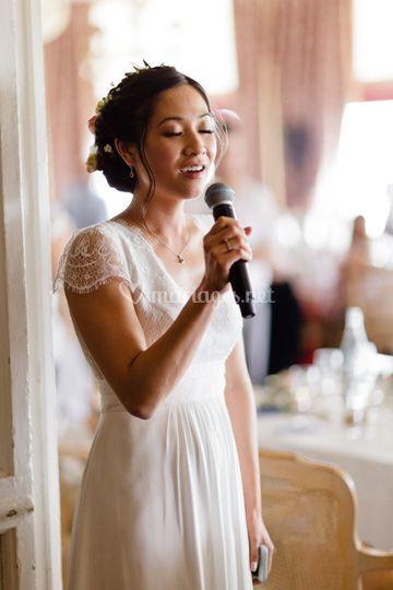 Sandrine for Wedding