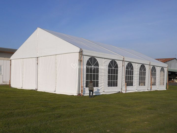 Tente 10x15m
