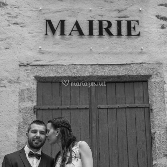 Mariés!