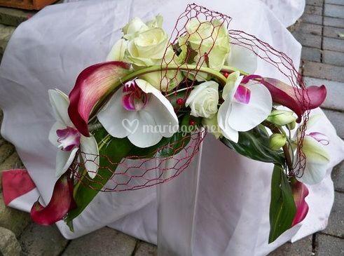 Bouquet exotique de chantal brigand photos for Bouquet exotique