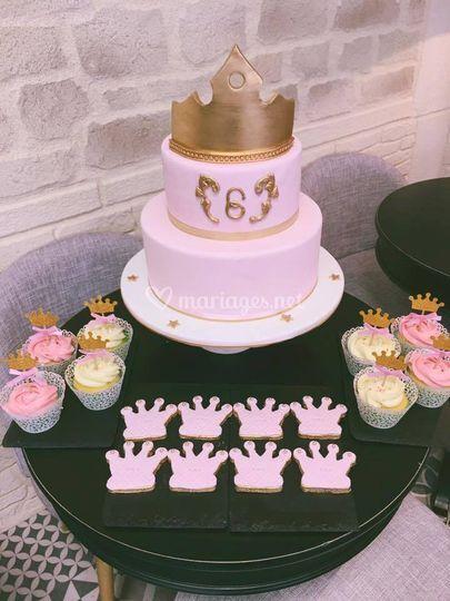 Birthday Cake Princesse