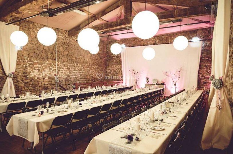 Banquet grande salle