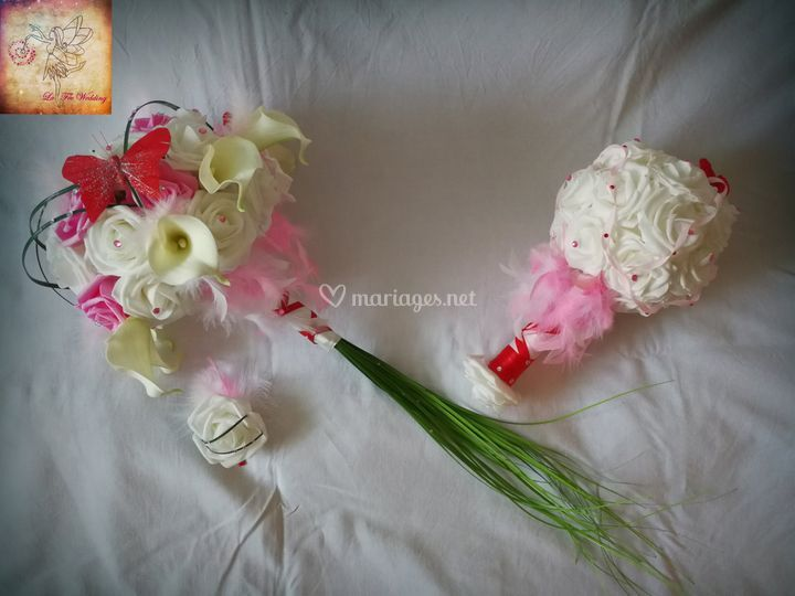 Ensemble bouquets