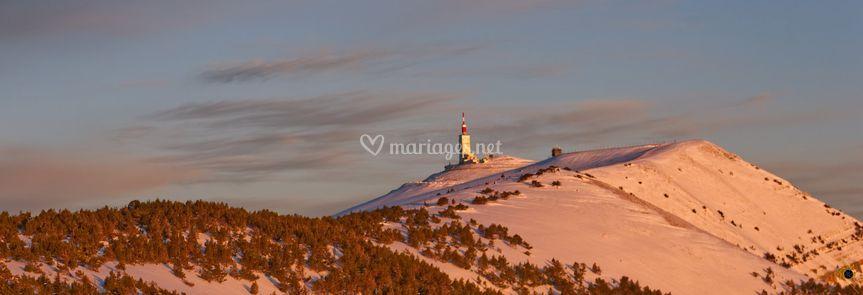 Mariage automne/Mt Ventoux