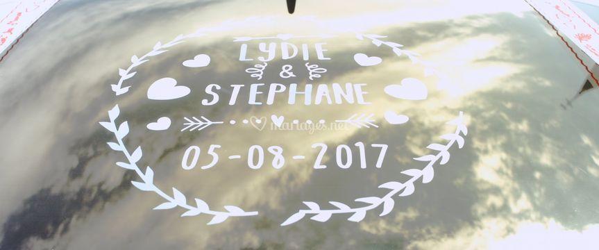 Mariage Lydie & Stéphane