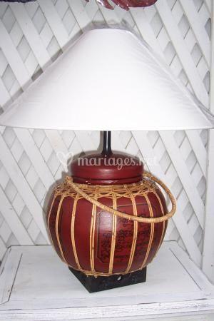 Lampe de Chine