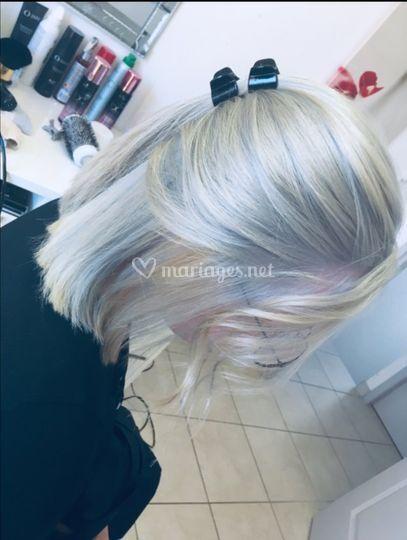 Blond Polaire tendance 2019
