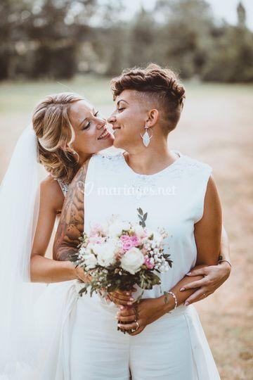Mariage Aurore & Aurélia