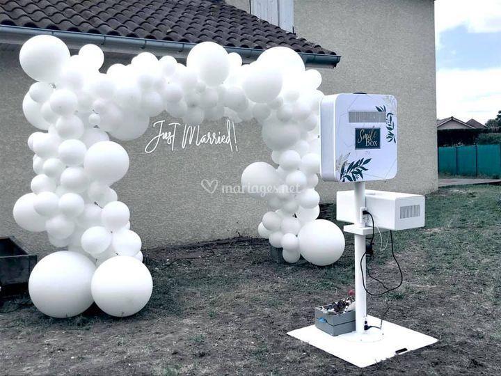 Installation extérieure