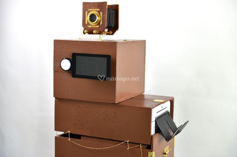Photobooth vintage
