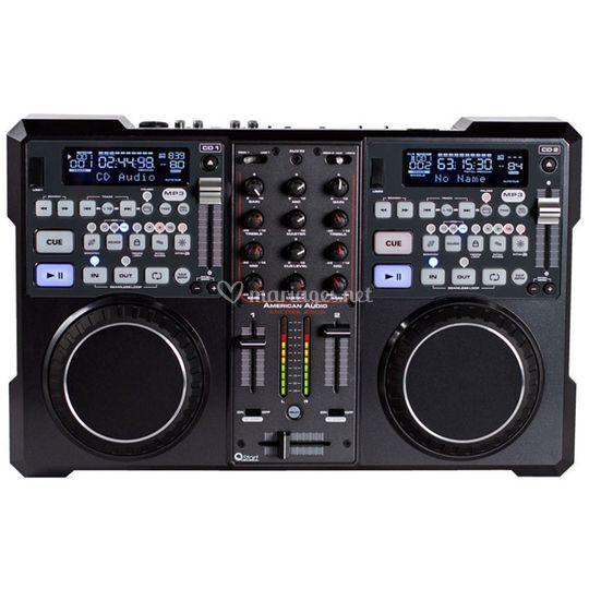Table de mixage USB/MIDI