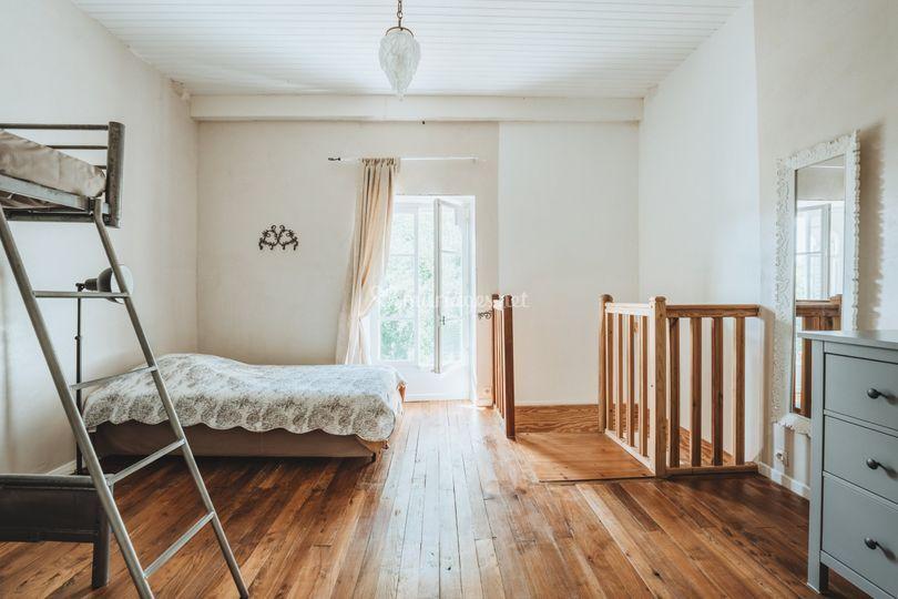 Chambre 2 gîte