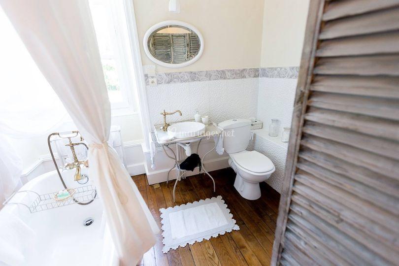 Salle de bain Louis
