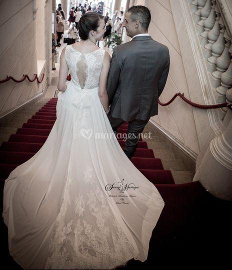 Nos mariées dans leur robe !