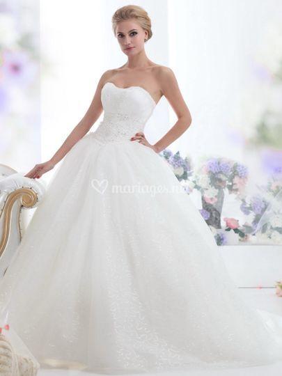 Robe mariee pas cher sur mesure