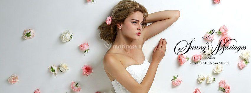 Robe de mariée sunny mariage
