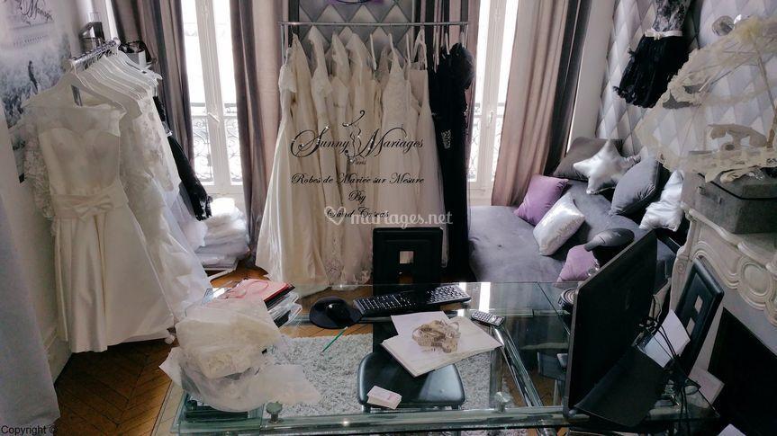 Showroom Sunny mariage
